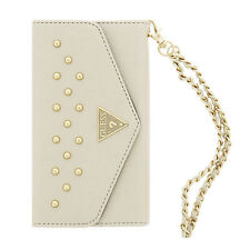 Guess Studded Clutch Cover for Appel iPhone 6 (S) - Gold