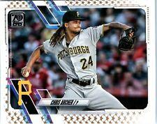 2021 Topps MLB Baseball Trading  Card of  CHRIS ARCHER #148