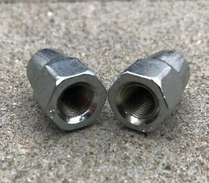 """Rad Achse Training Muttern Größen 5//16 /"""" 3//8 /"""" 9mm 9.5mm 10mm Weldtite Fahrrad"""