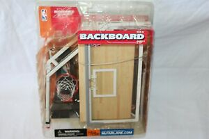 Vintage McFarlane Sportspicks Backboard NBA Series 1 Collectors Club Exclusive !