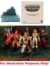 MOTU Classics Stands 6-Inch Castle Grayskull Masters of Universe Action Figure
