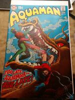 Aquaman #47 (1969 VF/NM 9.0) Jim Aparo interior Art - NICE!