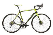 2015 Cannondale Sinapsis Carbono Disco Carretera Bike 56cm Shimano Ultegra 6800