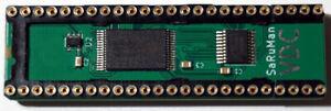 Commodore 128 VDC RAM expansion to 64k - SaRuMan VDC