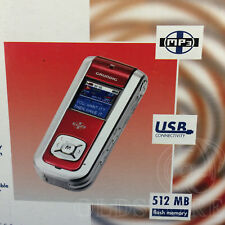 ►GRUNDIG MP650A◄MICROLETTORE MP3 512MB WMA USB NUOVO NEW FONDO MAGAZZINO