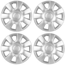 Hub Cap for 2002-2004 Toyota Camry Set of 4 Replacement 15 Inch Rim Wheel Covers