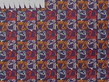 Sale 8,09€/m² => 100cmx110cm: ELEFANT - Blau - Patchworkstoff - Free Spirit