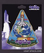 ET-94 California Science Center LA to LA Tank MOVE Tim Gagnon SPACE PATCH