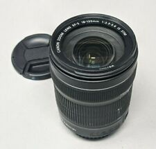 Canon EF-S 18-135mm f/3.5-5.6 IS STM Lens - scratches on glass