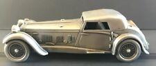 Danbury Mint Pewter Car 1931 Daimler Double-Six