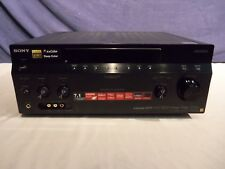 SONY STR-DA5400ES 7.1 CHANNEL AUDIO VIDEO RECEIVER - HDMI w/ VIDEO UPCONVERSION