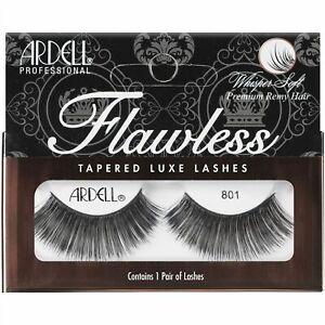 Ardell FLAWLESS 801 False Eyelashes. Brand New