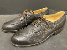 Gravati / Wilkes Bashford Shoes ~Stylish Brown Leather Lace-Up $700.00 ~ New