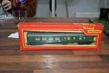 Tri-ang OO Gauge R624 BR (ex-sr) MKI Buffet Coach S1851 Green Unboxed