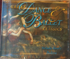 Superb Dance and Ballet Classics CD Mint Order 13 Trks Top Composers New 70mins