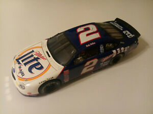ACTION 1999 RUSTY WALLACE #2 FORD TAURUS MILLER LITE NASCAR 1:18