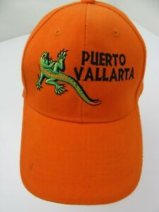 Puerto Vallarta Adjustable Adult Cap Hat