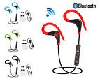 New Wireless Bluetooth Stereo Earphone Headphone Headset For Samsung iPhone Sony