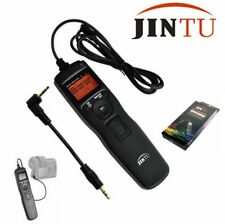 JINTU intervalometer lapse Timer Remote Shutter Release for Canon T5i T4i T3i