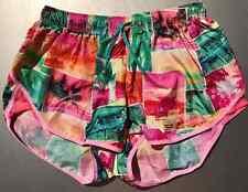 Girls New Ex H&M Pink Summer Beach Swimming Shorts 8-14 Yrs