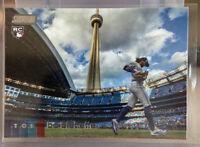 2020 Topps Stadium Club Bo Bichette Rookie RC Toronto Blue Jays