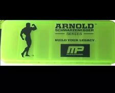 Mp Arnold Schwarzenegger series 7-day vitamin case. NEW.collectible Item#1