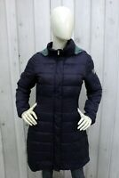 US POLO ASSN. Donna Taglia M ( 44 ) Giubbotto Blu Parka Jacket Woman Piumino