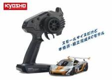Kyosho RC Mini-Z RWD Pronto Set Mclaren P1 GTR Argento/Arancione Touring Car