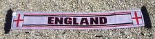 England Soccer Scarf ~ Country Of England Scarf
