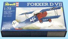 REVELL: 04194 - FOKKER D VII - 1:72 - NEW - SEALED