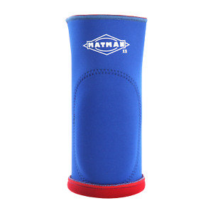 Matman Wrestling Knee Pad Knee Sleeve Adult Youth Neoprene Reversible