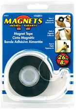 Master Magnetics  3/4 in. W x 26 ft. L Magnetic Tape