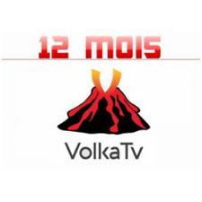 VOLKA IPTV PRO 2 12 months MAG Android Smart tv M3U