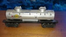 LIONEL Sunoco Tank Car  O Gauge Trains