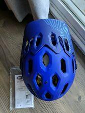 Bell Super 3r helmet Large blue