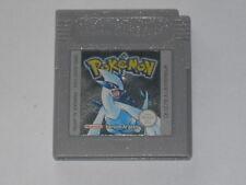 Jeu vidéo Nintendo Game boy Pokemon version Argent