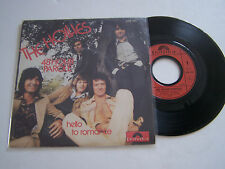 SP 2 TITRES VINYL 45T ,THE HOLLIES , 48 HOUR PAROLE . VG ++ / EX . POLYDOR