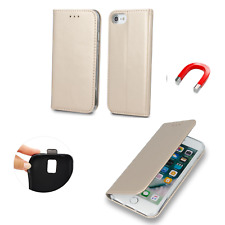 smart Magnetic Gold Schutz Case schale hülle Cover Etui Xiaomi Redmi 6