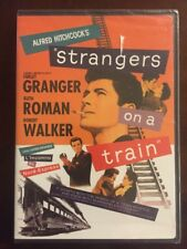 Strangers on a Train (DVD, 2006) NEW! Hitchcock!