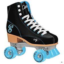 Roller Derby Rewind Girl Roller Skates (Size 09) - Black/Teal