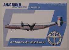 Anigrand 1/144 ANTONOV An-22 ANTEI Soviet Transport Plane