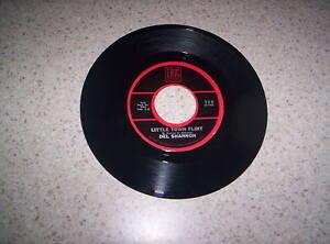"""DEL SHANNON   """"LITTLE TOWN FLIRT""""    7 INCH 45   1972"""
