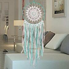 Fringed Lace Handmade Dream Catcher Home Wall Hanging Decoration Ornament Craft