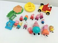 PEPPA PIG TOYS BUNDLE figures buggy