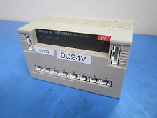 Used OMRON GT1-AD08MX Analog Unit no cable