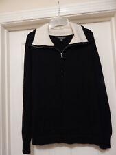 LRL by Ralph Lauren 1/2 Zip Front Pullover Sweater (L)