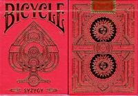 Syzygy Bicycle Playing Cards Poker Size Deck USPCC Custom Limited New Sealed