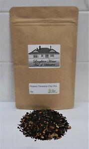Laughton House  - Organic Turmeric Chai Tea - 50g
