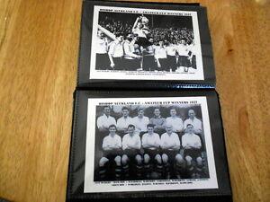 BISHOP AUCKLAND F.C Photo Album (1950's + more)