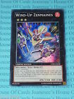 Yu-gi-oh Wind-Up Zenmaines CT09-EN008 Super Rare Mint Limited Edition New